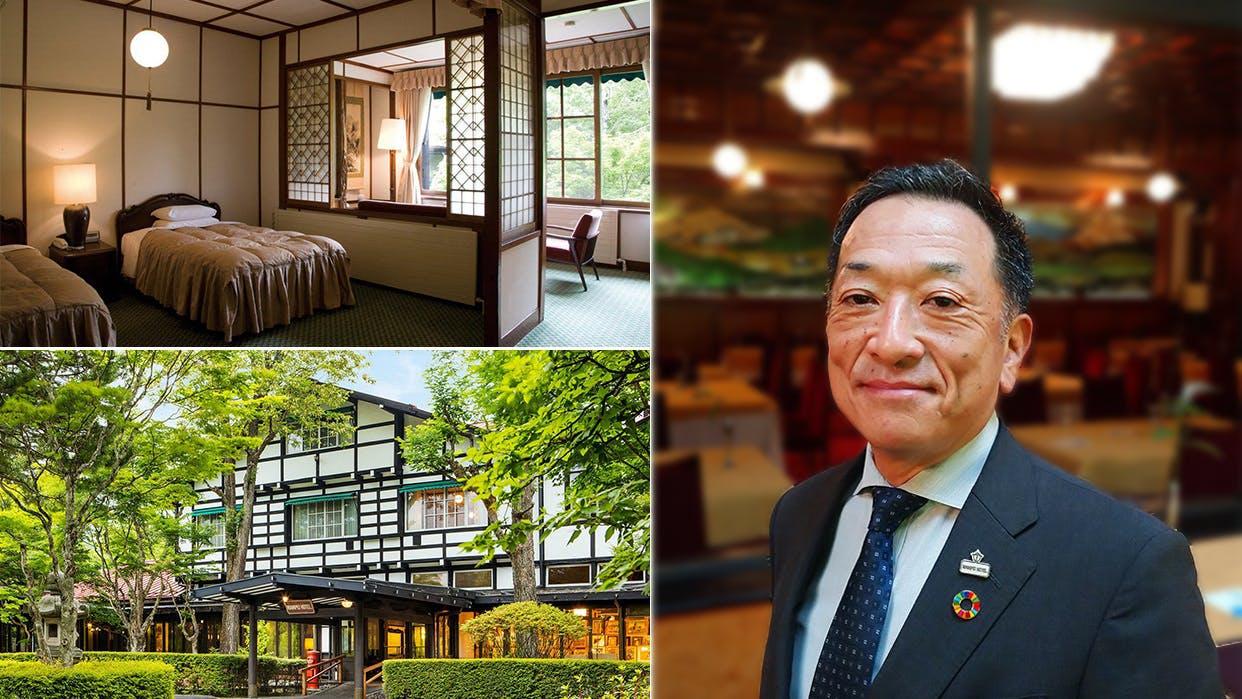 支配人が語る、軽井沢のクラシックホテル「万平ホテル」の魅力