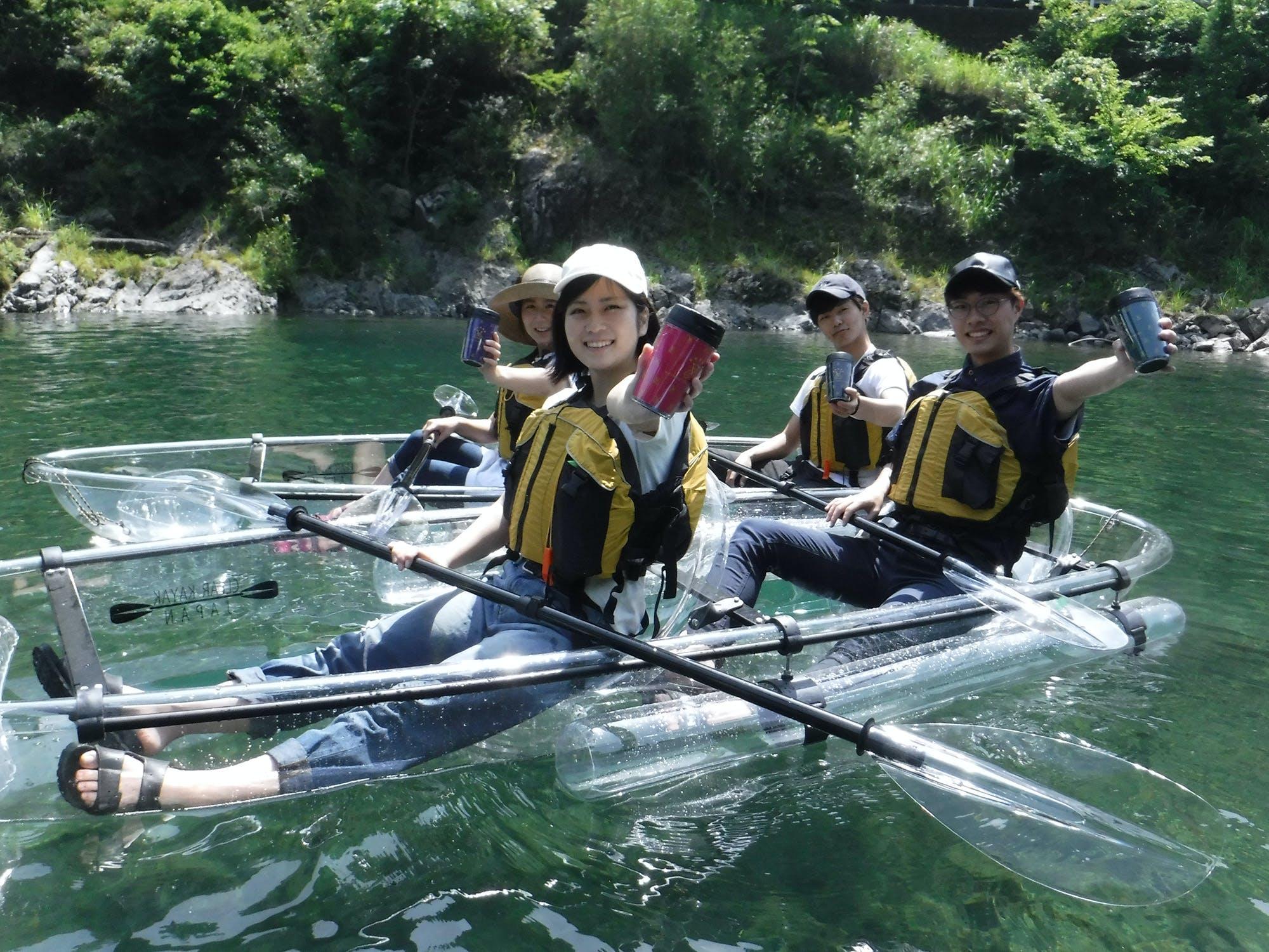 家族旅行におすすめ!川の畔で水遊びを楽しめる宿5選