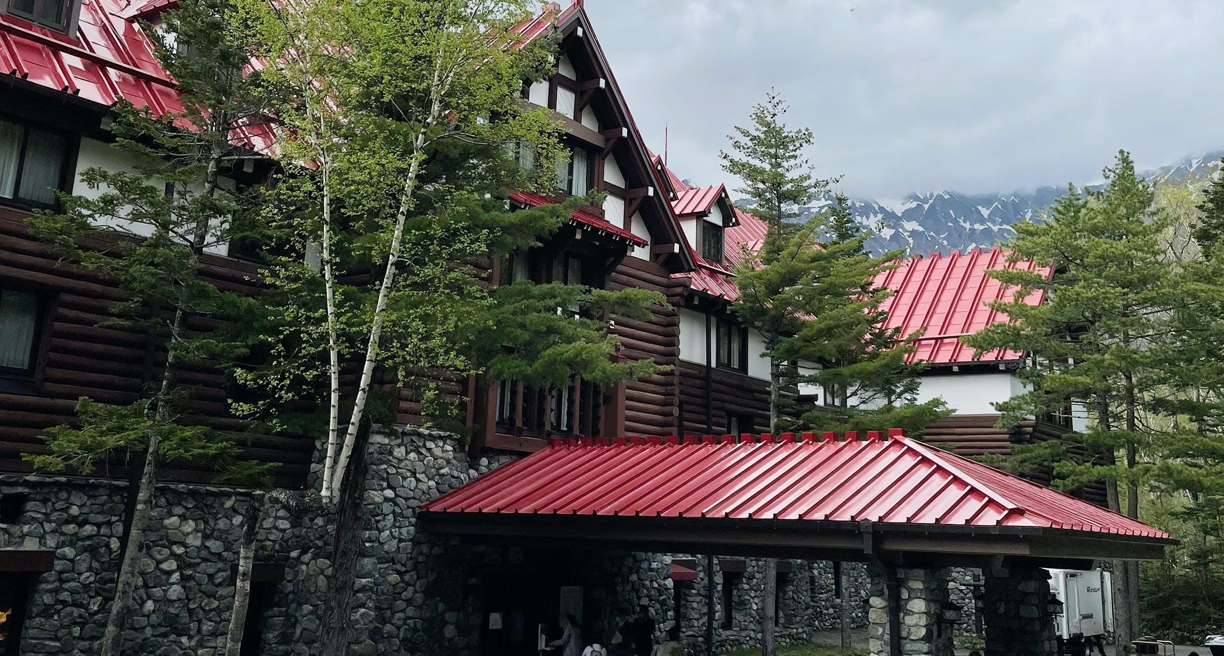 【滞在記】「上高地帝国ホテル」で自然と美食をマッキー牧元が体験!