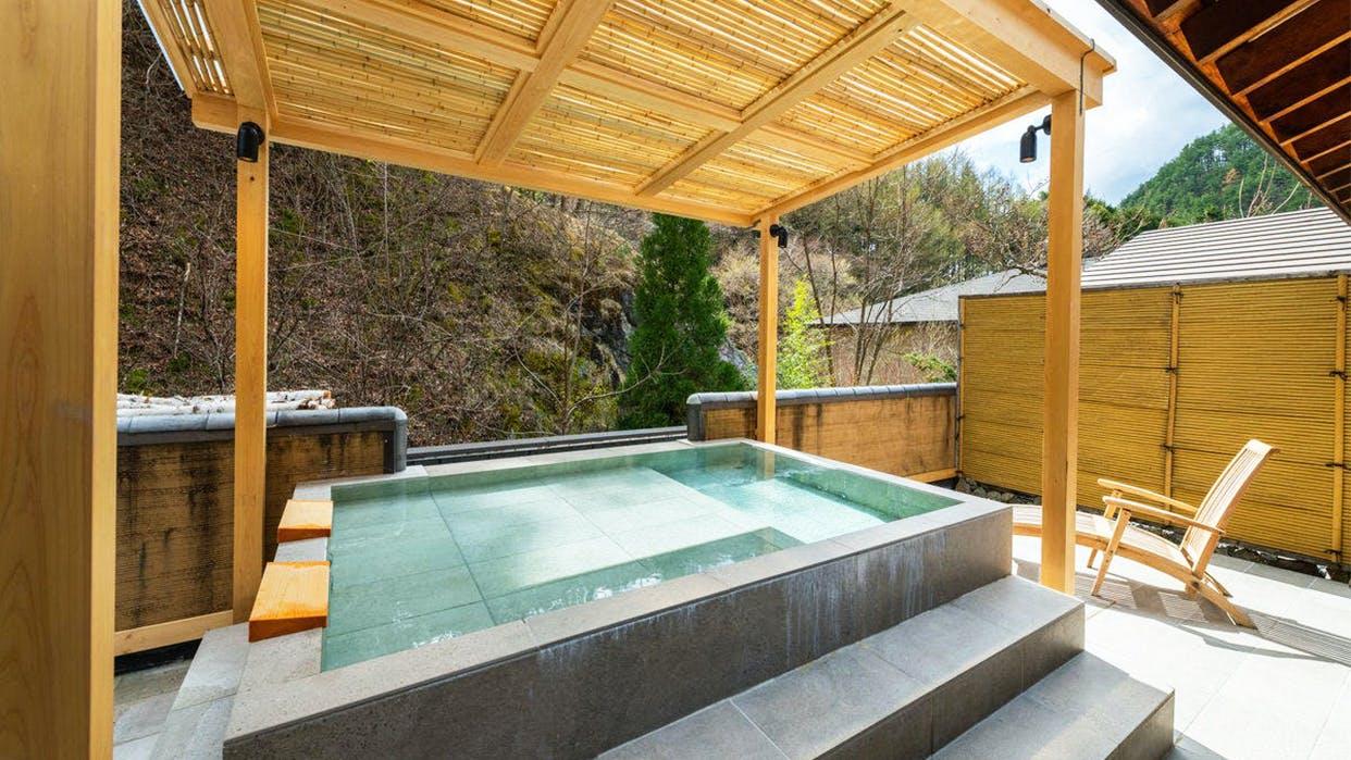 一度は泊まりたい長野の露天風呂・半露天風呂付客室がある宿6選